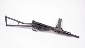 WWII Sten Gun Stock Photo