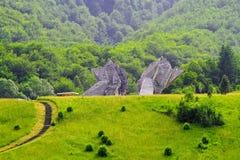 WWII Sutjeska Lizenzfreie Stockbilder