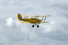 WWII Tiger-Motte am Duxford airshow stockfotos
