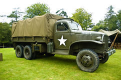 WWII Transport Vehicle - TRuck Stock Images