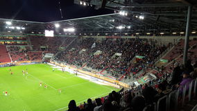 WWK Arena. Augsburg, Germany Stock Image