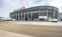 WWK Sport Arena royalty free stock image