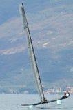 Www.112-team.com vince il regatta 2012 di miglia 50 Immagini Stock