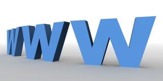 WWW Immagine Stock