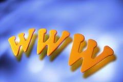 WWW Lizenzfreies Stockbild