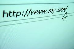WWW Lizenzfreies Stockfoto