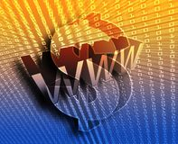 WWW Internet Stock Photo