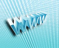 WWW Internet Stock Photo