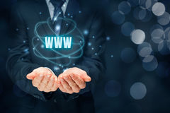 Www internet and SEO Stock Photos