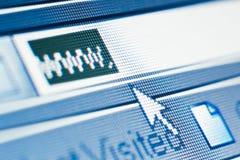 WWW-Makro Stockbilder