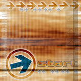 WWW-Web-Abbildung Lizenzfreie Stockbilder