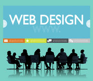 Www Web Design Web Page Website Concept Stock Photo