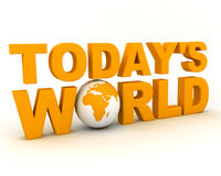 WWW World012 Royalty Free Stock Photo
