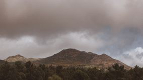 Wyłączna góra zdjęcia stock