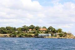 Wyłączna wyspa Zdjęcia Royalty Free