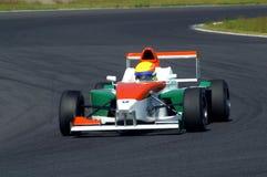 wyścig samochodów Fotografia Stock