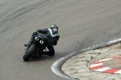 wyścigi motocykla zdjęcia royalty free
