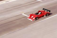 wyścigi samochodów Zdjęcie Royalty Free
