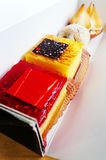 Wyśmienici deserowi torty biorą daleko od Obraz Royalty Free