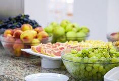 Wyśmienicie śniadaniowy bufet 7 zdjęcia royalty free