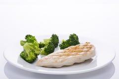 Wyśmienicie jedzenie dla wielkiej postaci zdjęcia stock