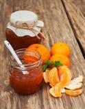 Wyśmienicie mandarine dżem Obrazy Stock