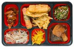 wyśmienicie rybiego jedzenia świeżej Japan japońskiej cytryny materialny surowy morze fotografia royalty free