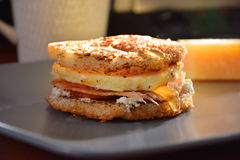 wyśmienite śniadanie Zdjęcia Royalty Free