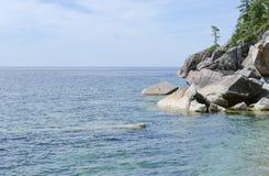 Wyższy Jezioro zdjęcia royalty free