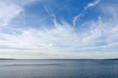 Wyższy Jezioro Obrazy Royalty Free
