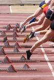wyścigi Fotografia Stock