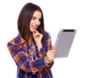 Wy dostać sprawdzać twój ogólnospołeczne medialne karmy Obraz Stock