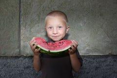 Wyśmienicie arbuz Fotografia Stock