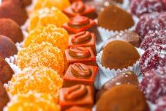 wyśmienicie cukierek czekolada Zdjęcia Royalty Free