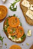 Wyśmienita kanapka Zdjęcie Stock