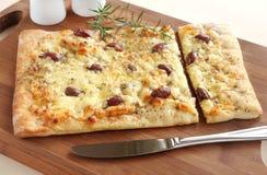 Wyśmienita Pizza Zdjęcia Stock