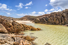 Wyadup Beach Royalty Free Stock Photography