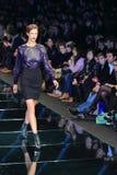 wybieg moda Milan Obraz Royalty Free