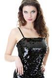 wybiegu mody model Zdjęcia Royalty Free