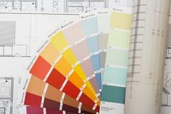 wybierz kolor Fotografia Royalty Free