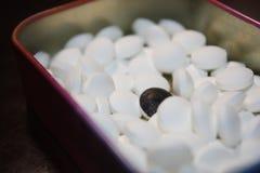 Wybija monety -2 Fotografia Royalty Free