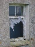 wybite okno Fotografia Stock