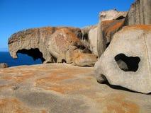 wybitne skały zdjęcie stock