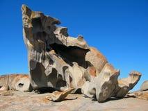 wybitne skały Fotografia Royalty Free