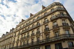 Wybitni miejsca w Paryż Zdjęcie Stock