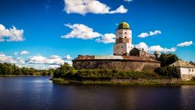 Wyborg-Museum Stockbilder