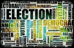 wybory Fotografia Stock
