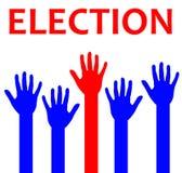 wybory Zdjęcie Royalty Free
