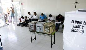 wybory Mexico Zdjęcie Royalty Free