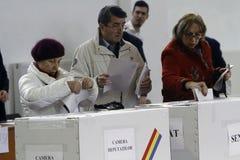 Wybory Rumunia Obraz Royalty Free